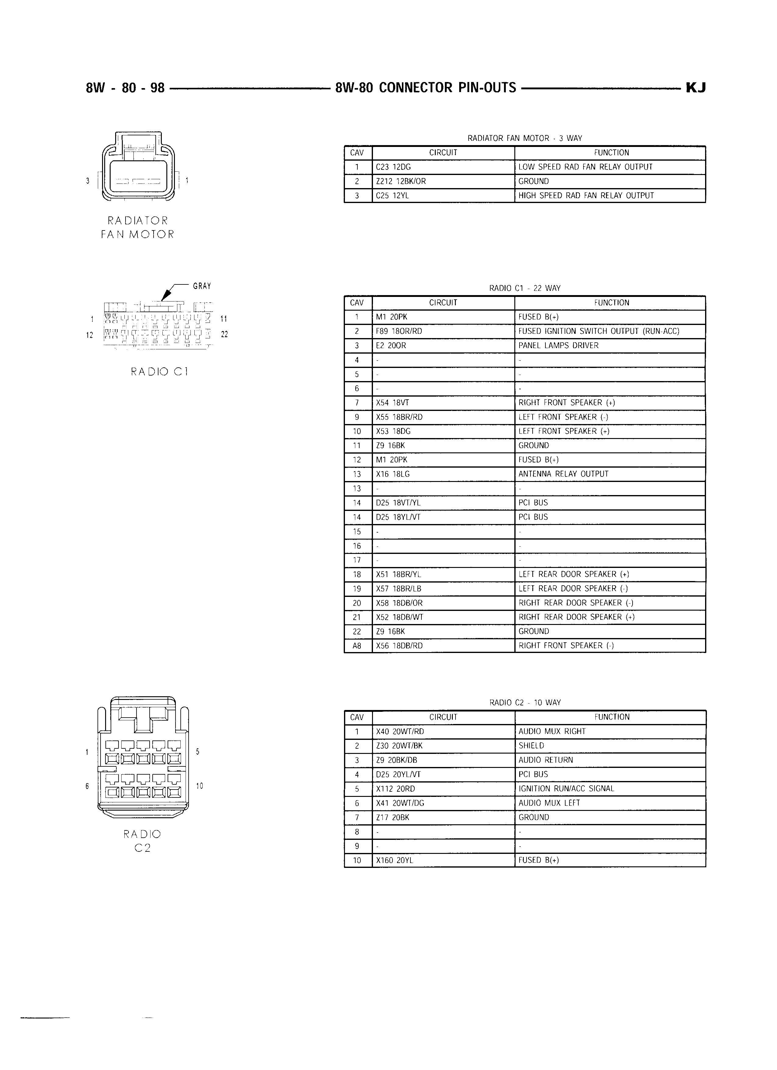 radio choosing a stereo and a few questions page 2 jeep liberty 2003 jeep liberty radio wiring diagram at n-0.co